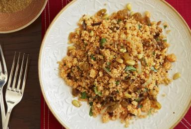 couscous recipe chicken