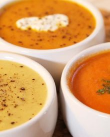 Fall Soup – 3 Delicious Ways