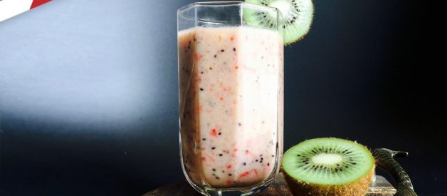 Homemade Kiwi Smoothie recipe – Tasty and Healthy Breakfast