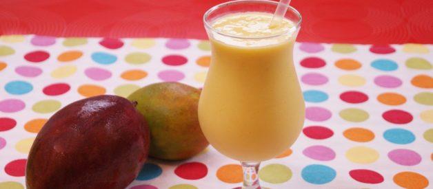 Mango Smoothie Recipe: Healthy Mango Smoothie Recipe: How To: Diane Kometa-Dishin' With Di  #88