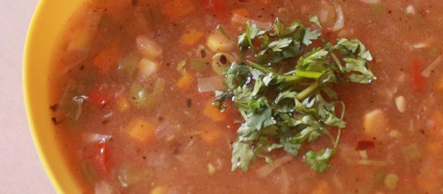 Mix Vegetable Soup – Winter Soup Recipe