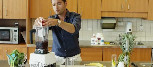 Prostate and Heart Healthy Smoothie Recipe