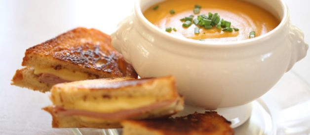 Soup Recipes & Grilled Cheese Sandwiches | Kin Community