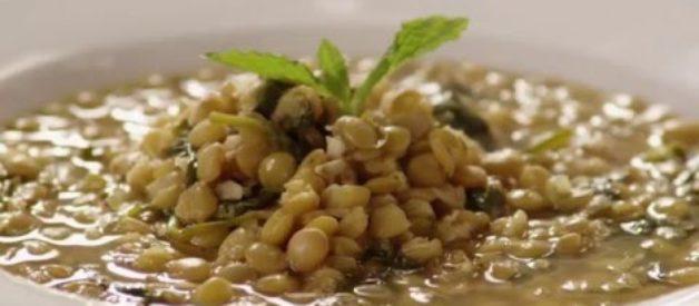 Soup Recipes – How to Make Lentil Lemon Soup