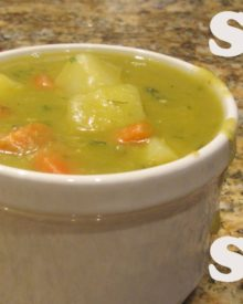 Vegetarian Split Pea Soup Really Easy and Frugal Meal Vegan Soup Recipes